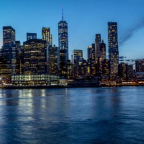 1.000.000 Foto der Skyline der Skylines