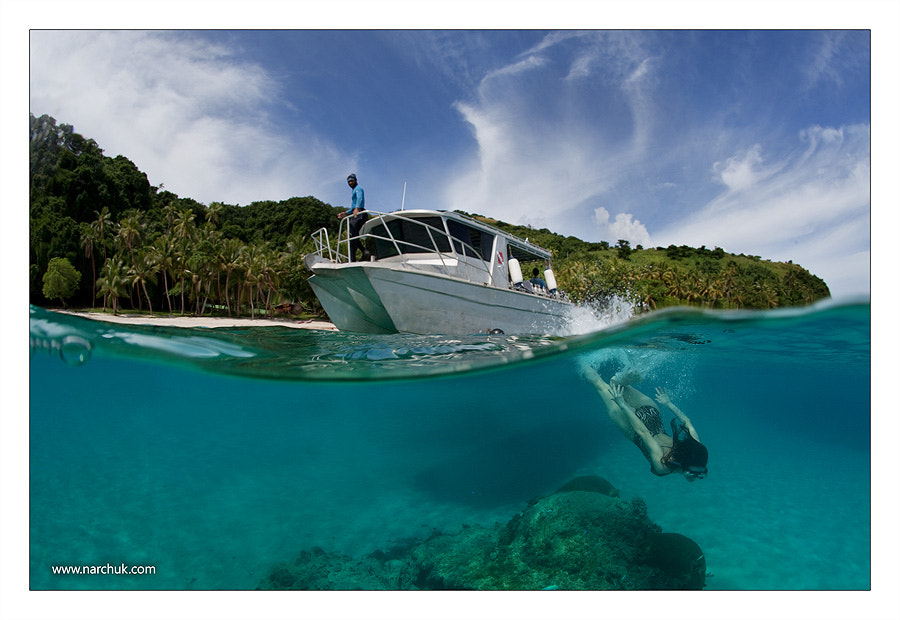 Photograph Dive to Fiji by Andrey Narchuk on 500px