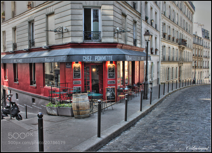 Photograph Paris by corinne Lesclingand on 500px
