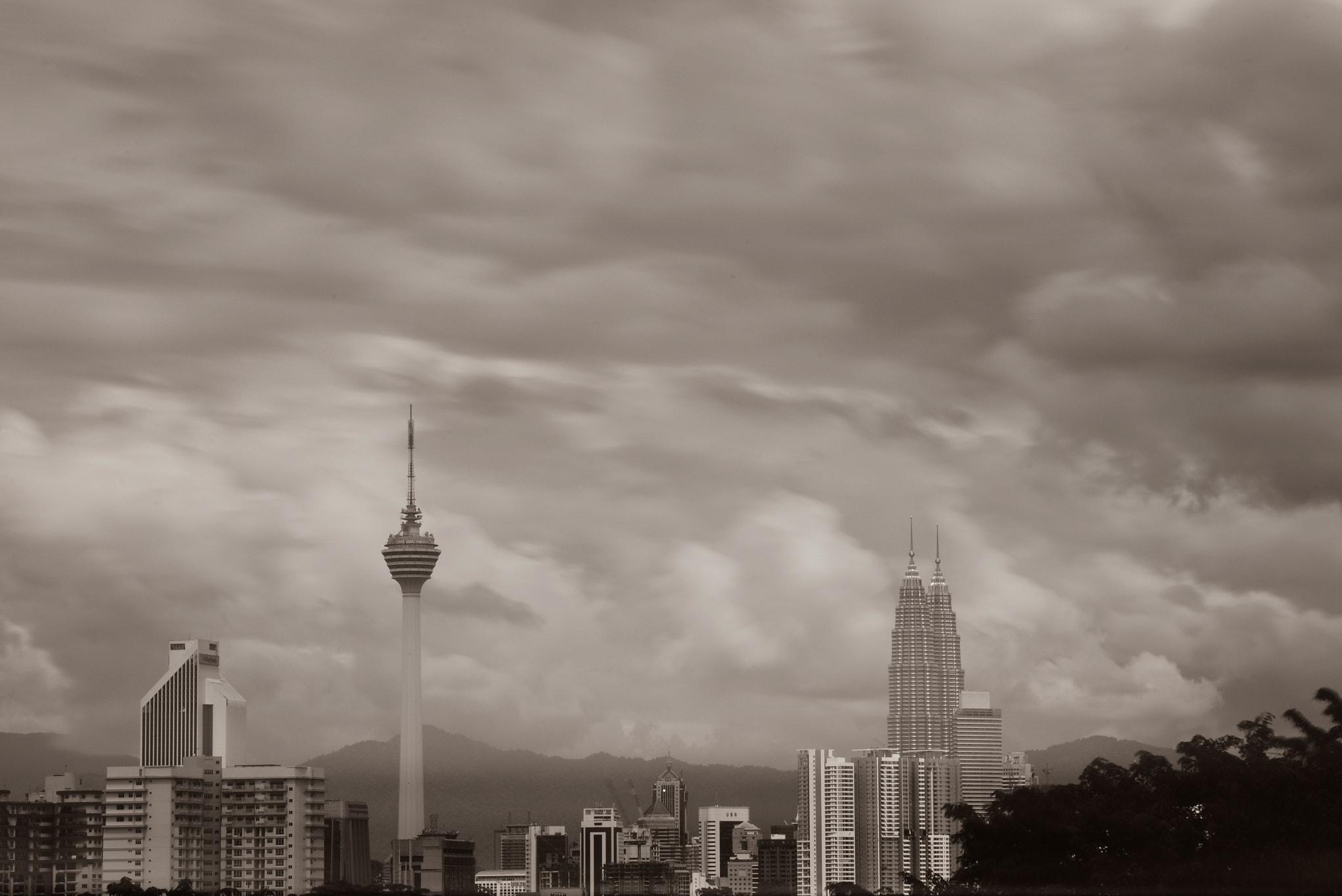 Photograph Kuala Lumpur by Fred Melot on 500px