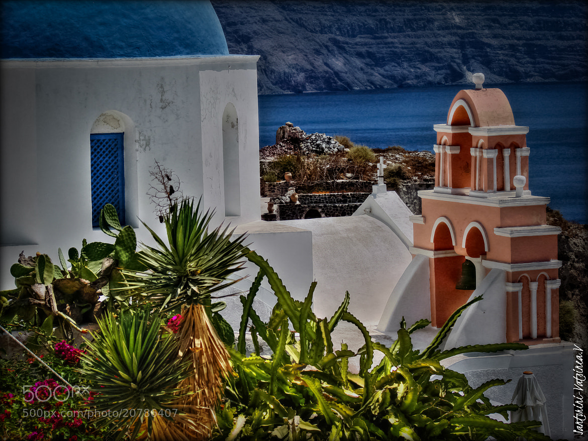 Photograph SANTORINI by Voula Vatsinea on 500px