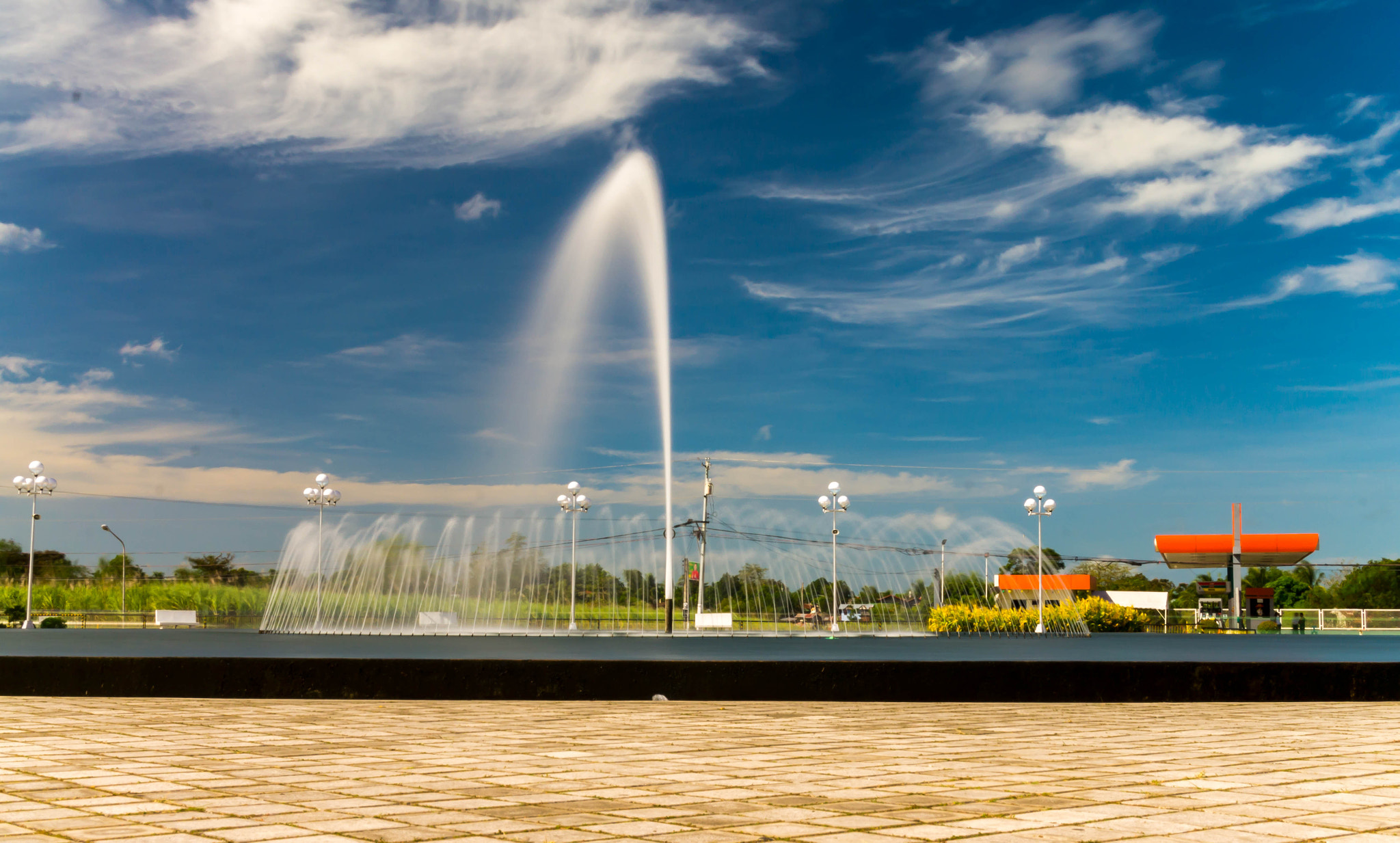 Photograph New Government Center Fountain by Patrick Sy on 500px