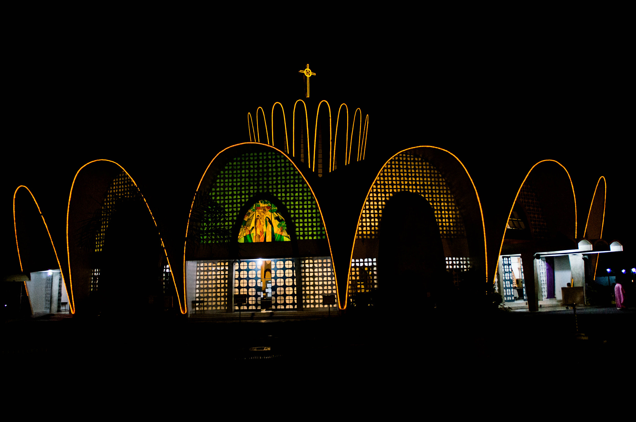 Photograph Queen of Peace Parish by Patrick Sy on 500px