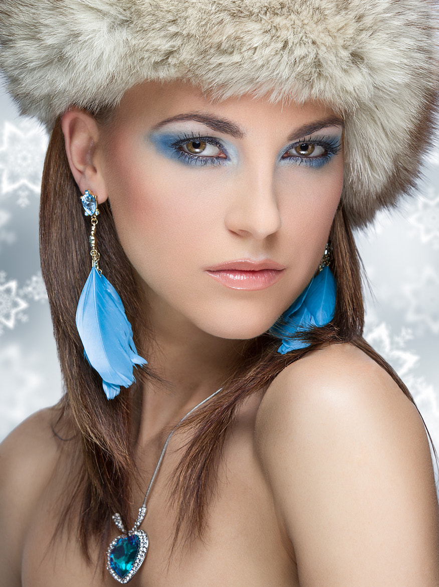 Photograph Snow Queen - beauty session by Rafal Jurczak on 500px