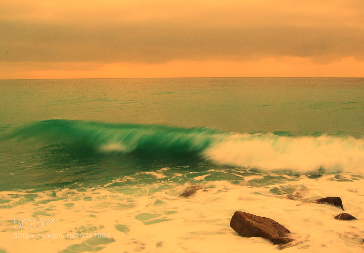 Photograph Wave by Stefano Crea on 500px