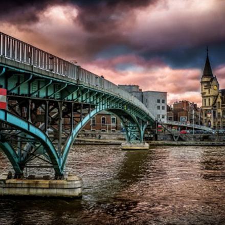 Pont Du Liège