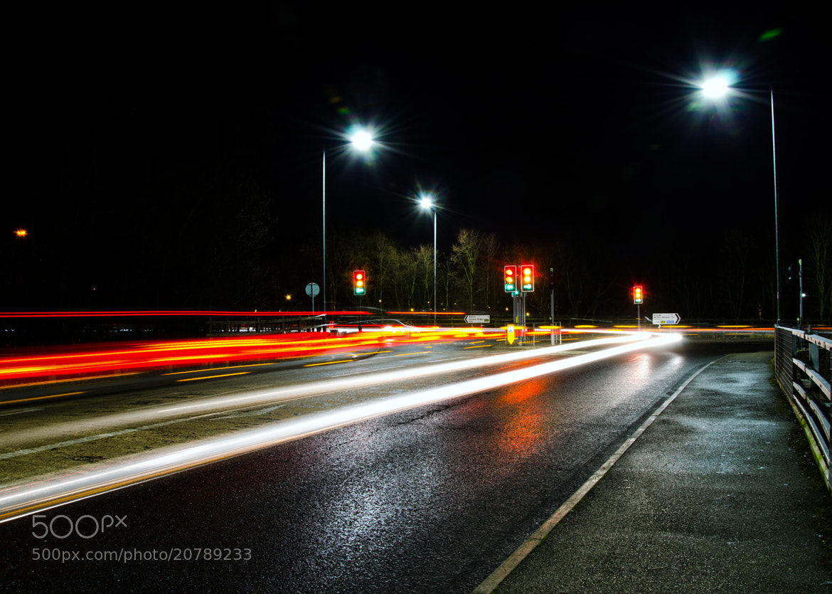 Photograph Night Light by jamie cassidy on 500px