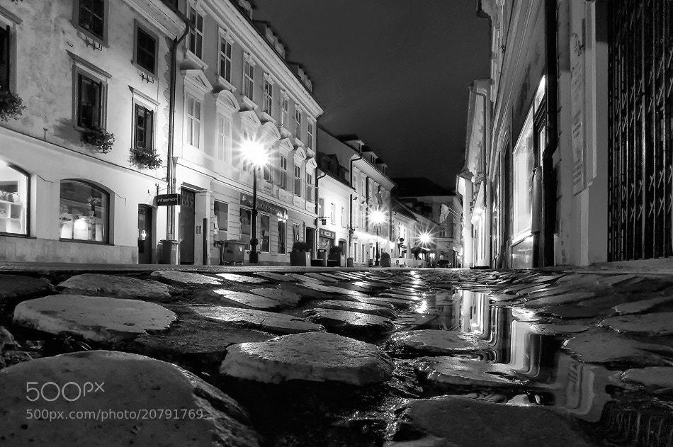 Photograph Evening reflections by Aleš Komovec on 500px