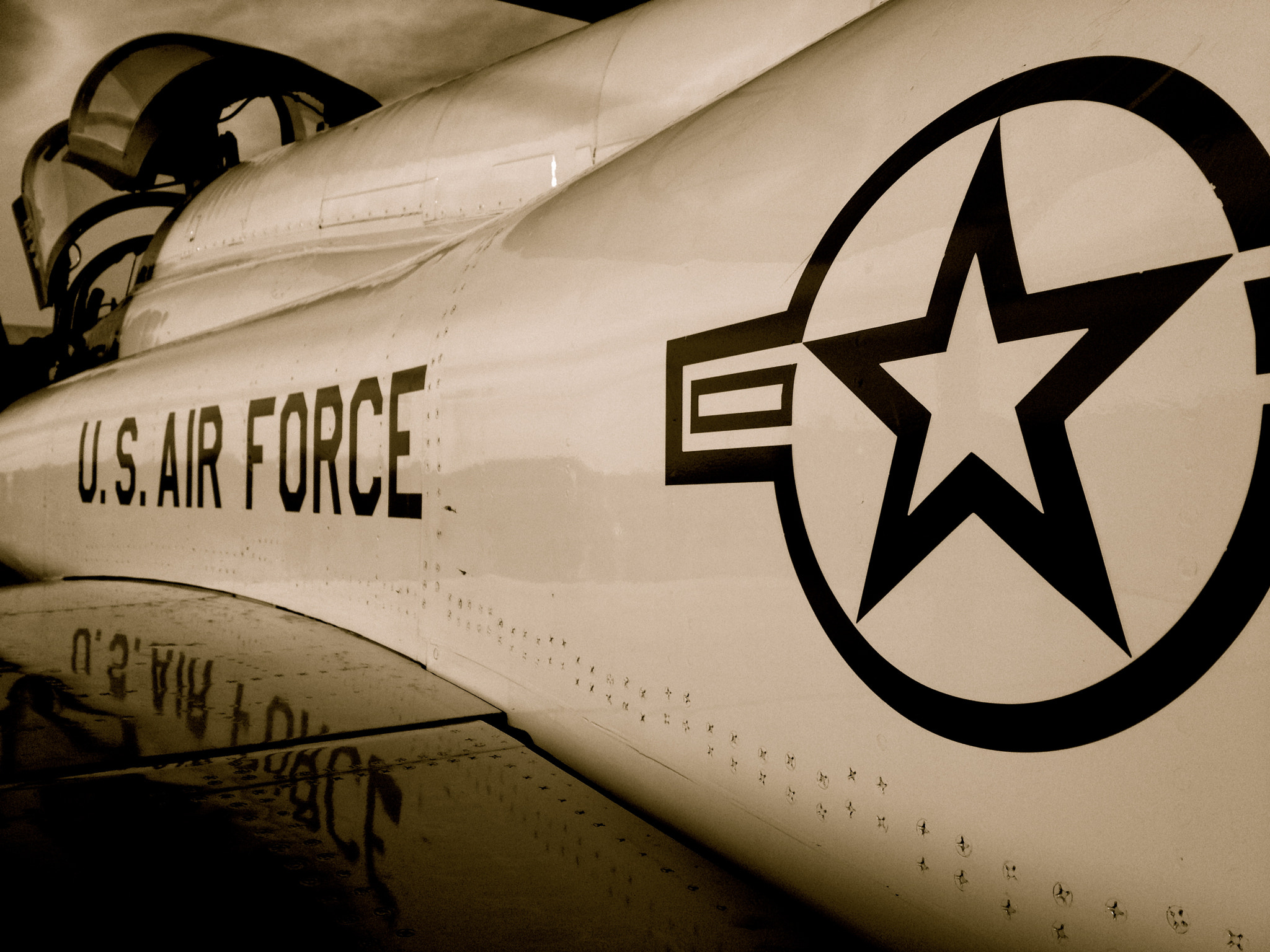 Photograph T-38 Fighter Trainer by Johnny Smith on 500px