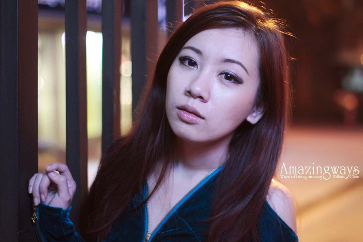 Photograph 炫色 Yvonne II by William C. on 500px
