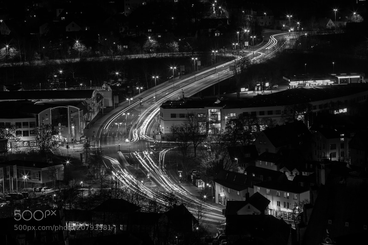 Photograph The Light Route by Florian Klum on 500px