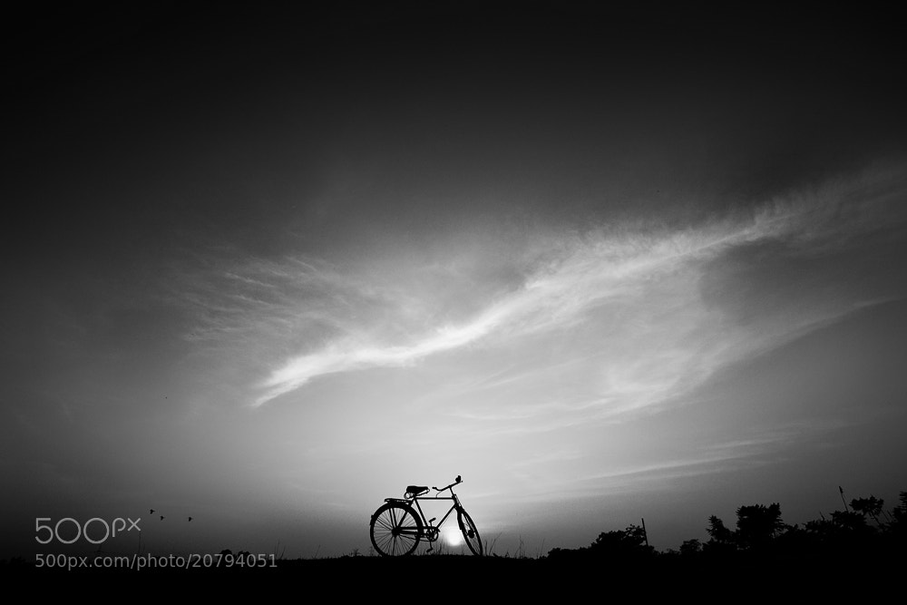 Photograph Miles to go by Amlan Sanyal on 500px