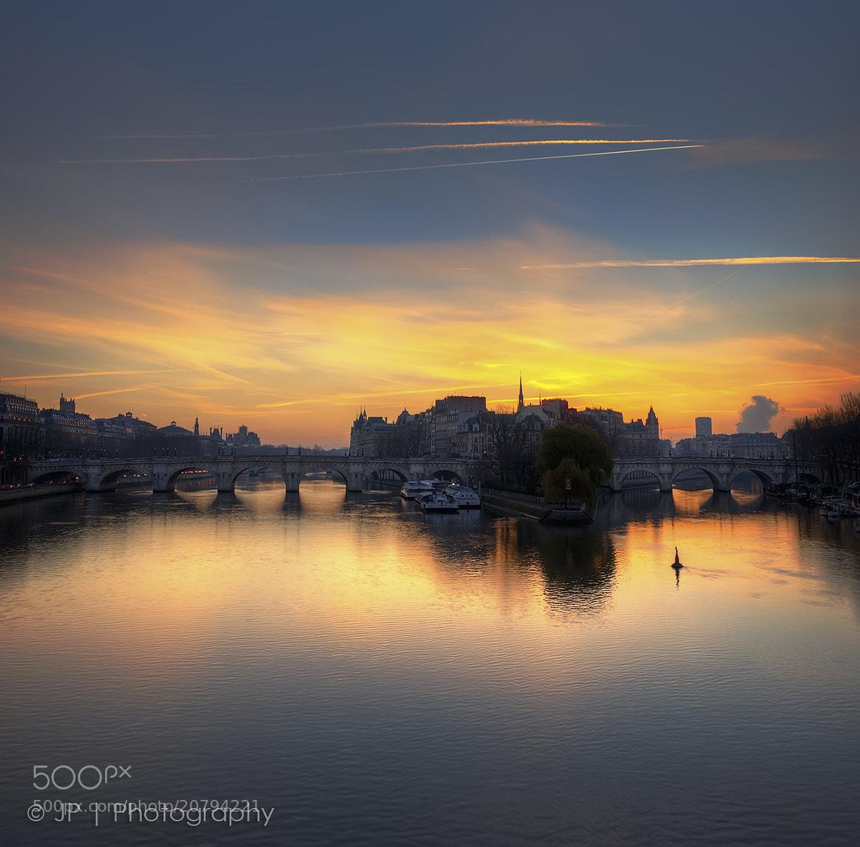 Photograph Paris, Sunrise by JP Photography on 500px