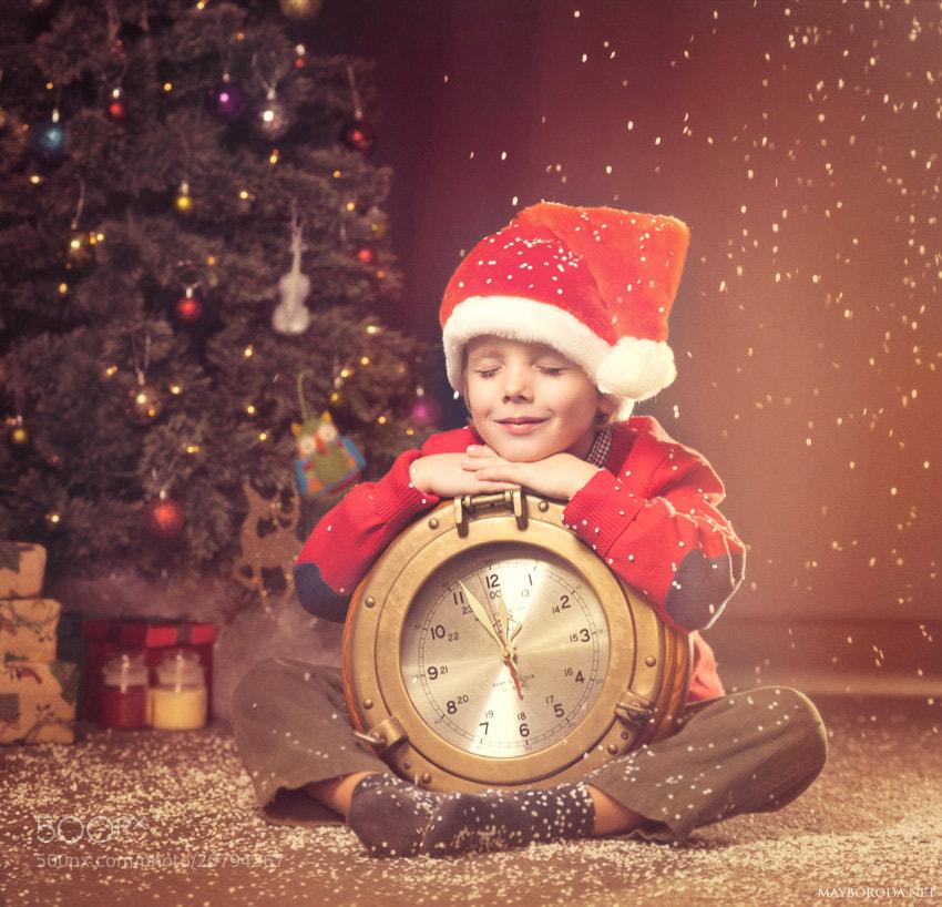 Photograph Christmas Miracle (Magic Moments) by Alina Mayboroda on 500px