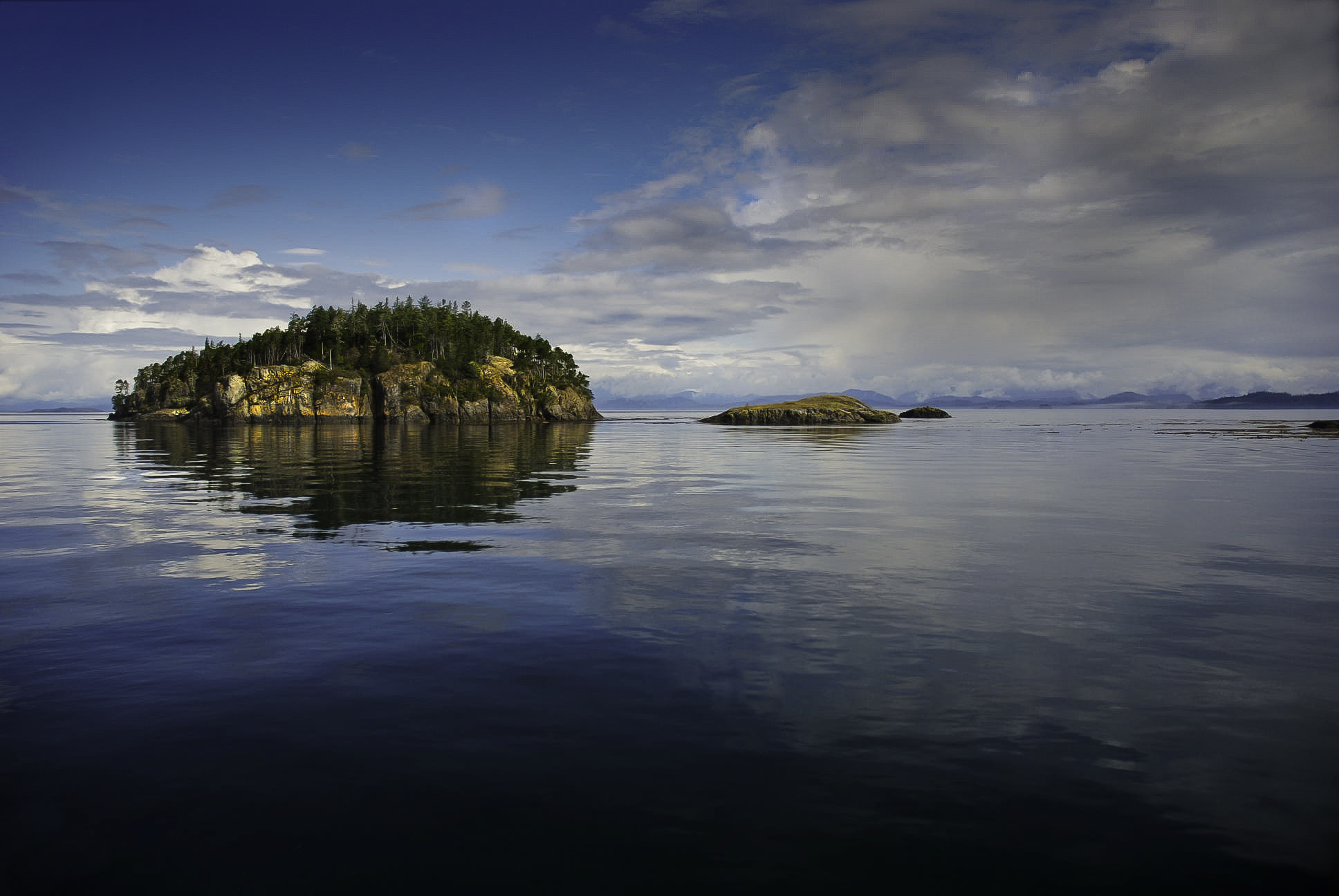 Photograph Island off Port Mcneill by Walter Assmus on 500px