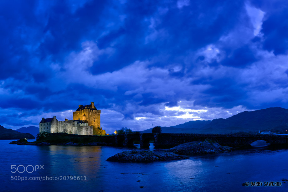 Photograph Eilean Donan by Darby Sawchuk on 500px