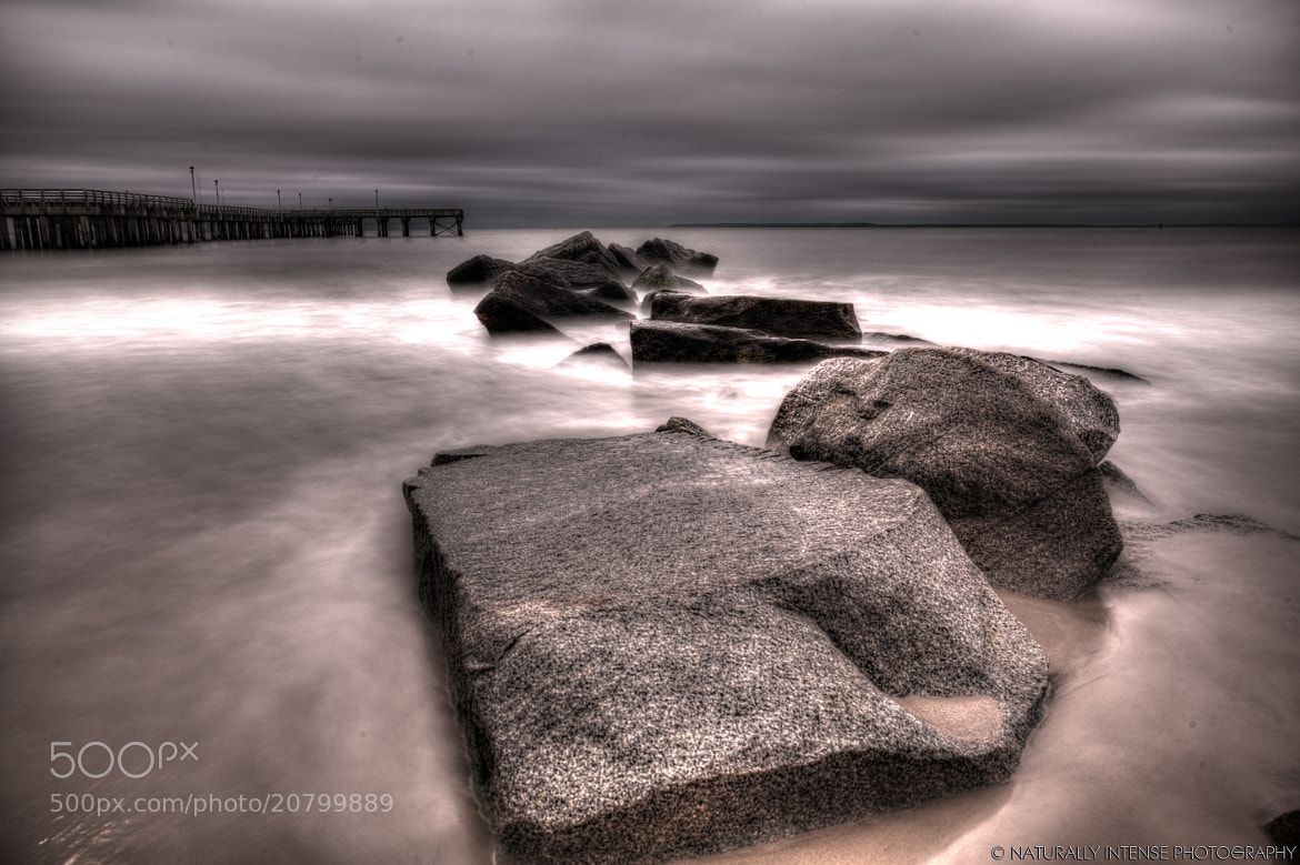 Photograph Rocks At Coney Island by Kevin Richardson on 500px