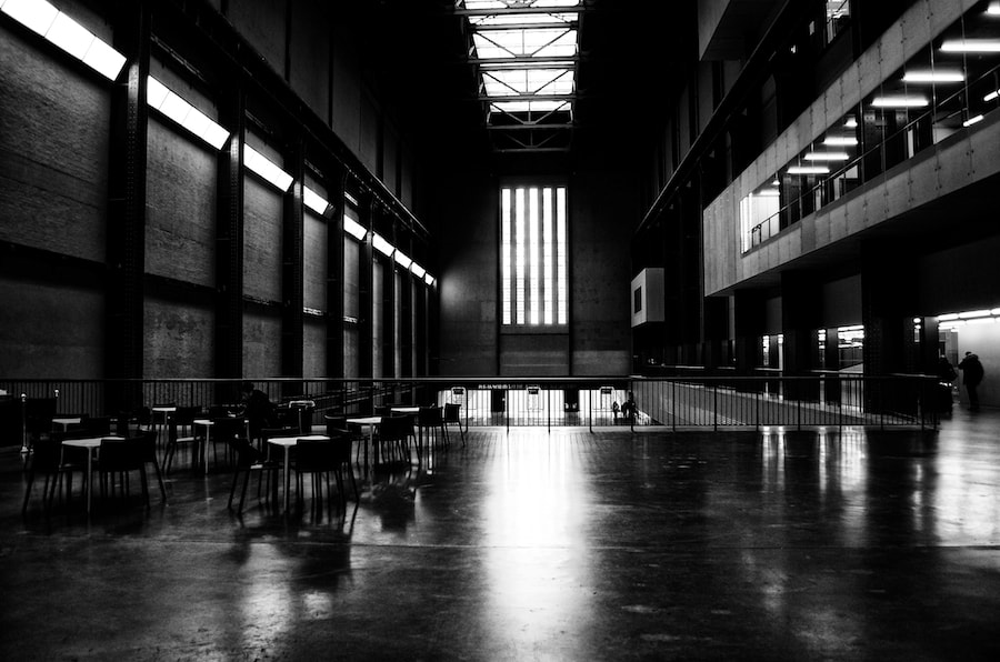 Photograph tate modern by Magdalena  Orylska on 500px