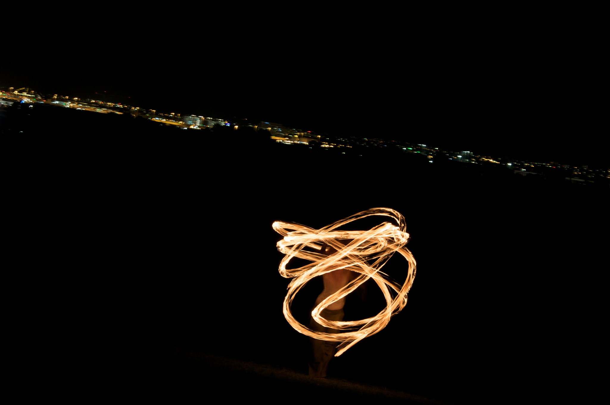 Photograph Fire act in Sydney Park 2 by Scott Kim on 500px