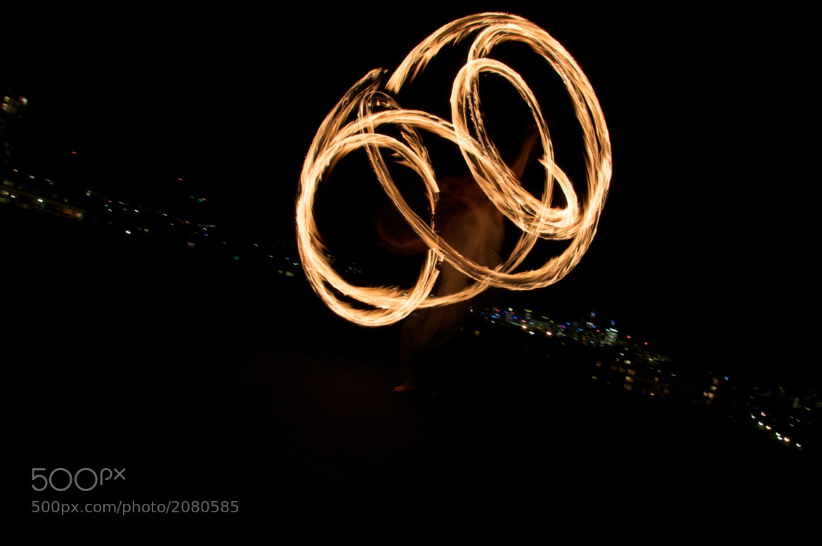 Photograph Fire act in Sydney Park 4 by Scott Kim on 500px