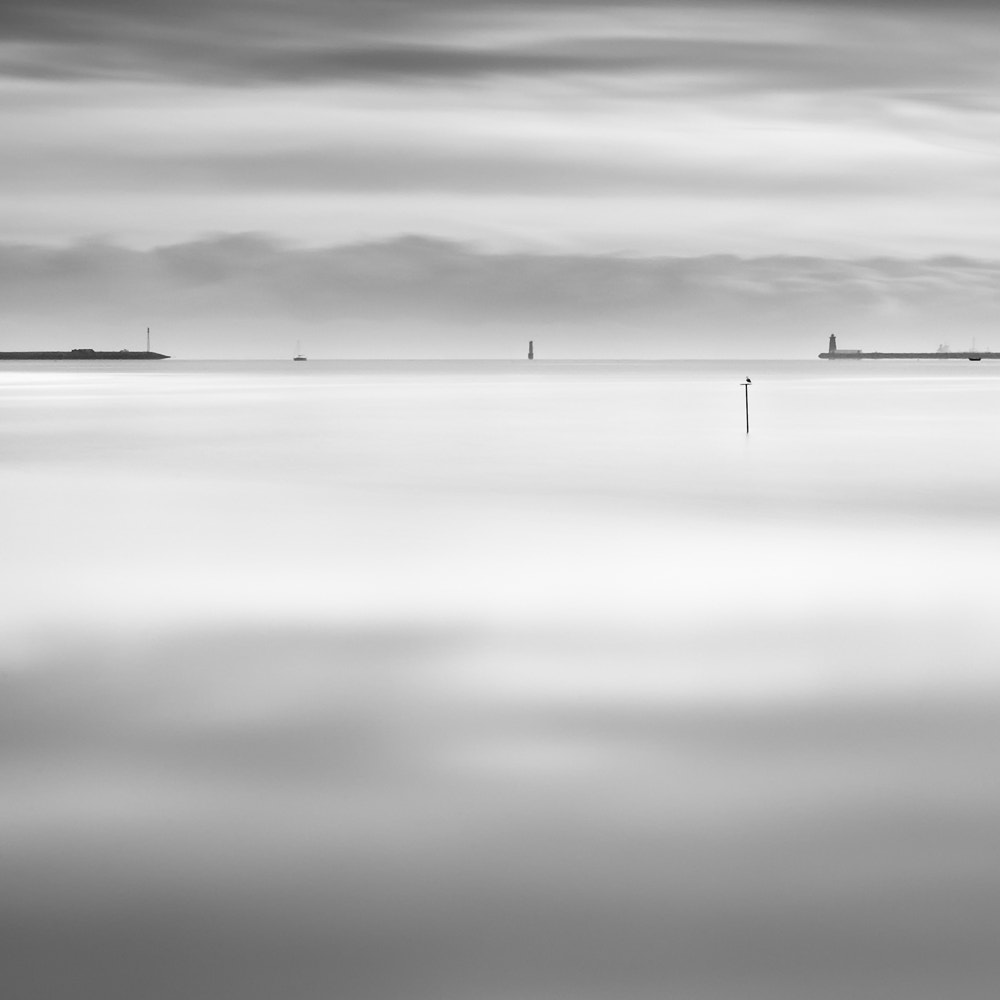 Photograph Dublin Bay Morning by Anne McGrath on 500px