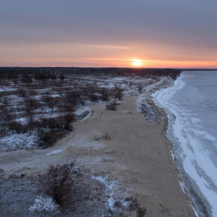 Dawn over the Pripyat