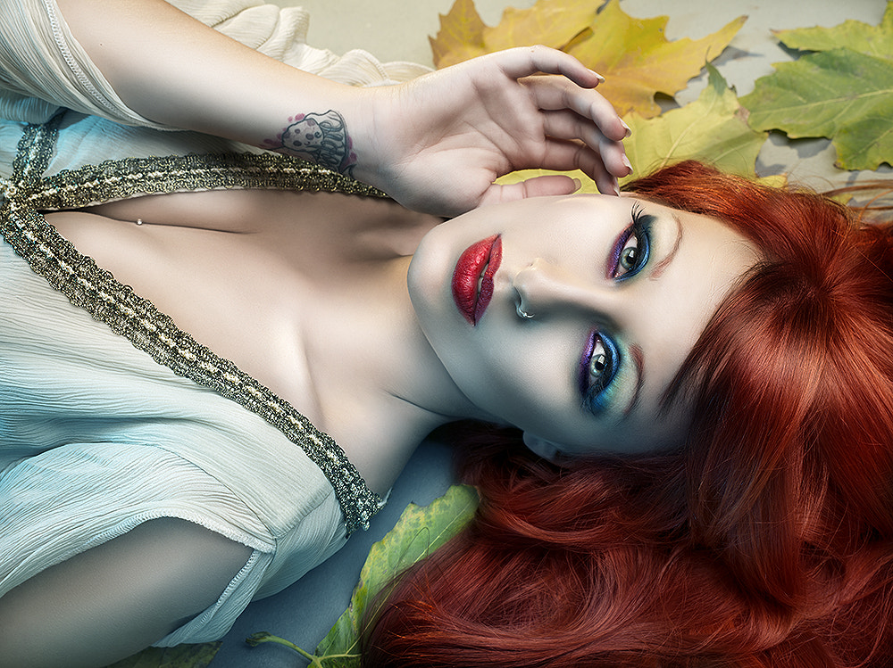 Photograph Andrea by Rebeca  Saray on 500px