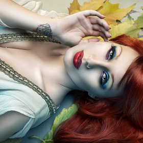 Andrea by Rebeca  Saray on 500px.com