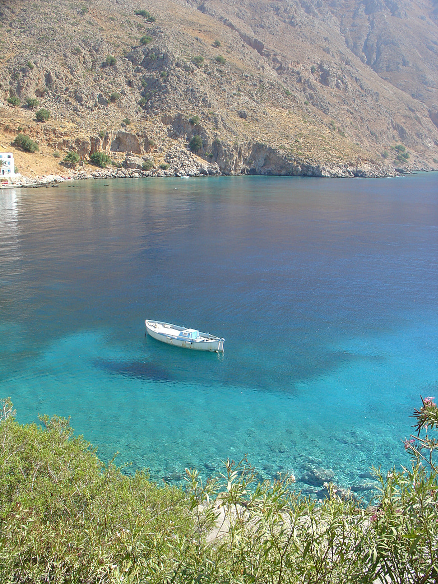 Photograph Loutro  by Vicky Tsikina on 500px