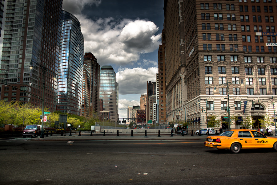 Photograph New York City by Loic Labranche on 500px