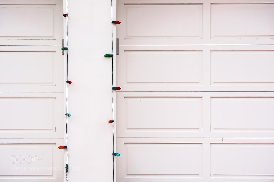 Photograph garage by Kimberly Poppe on 500px