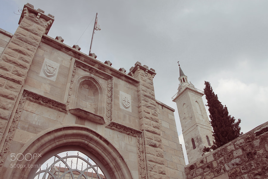 Church in Ein Karem