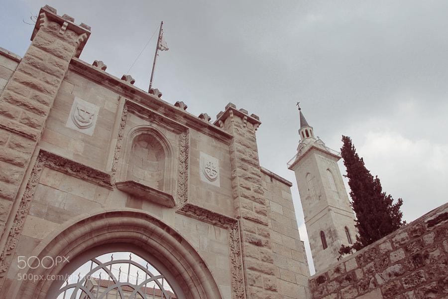 Church in Ein Karem
