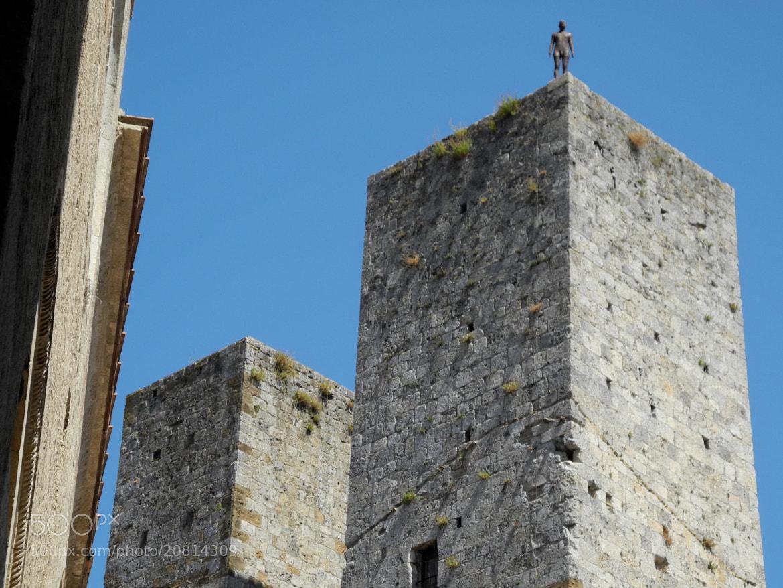 Photograph San Gimignano Towers by Angel Cal on 500px
