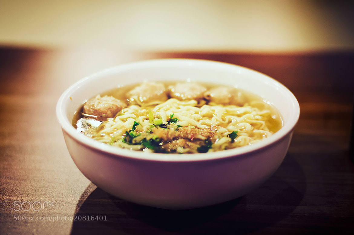 Photograph Noodle by Bady qb on 500px