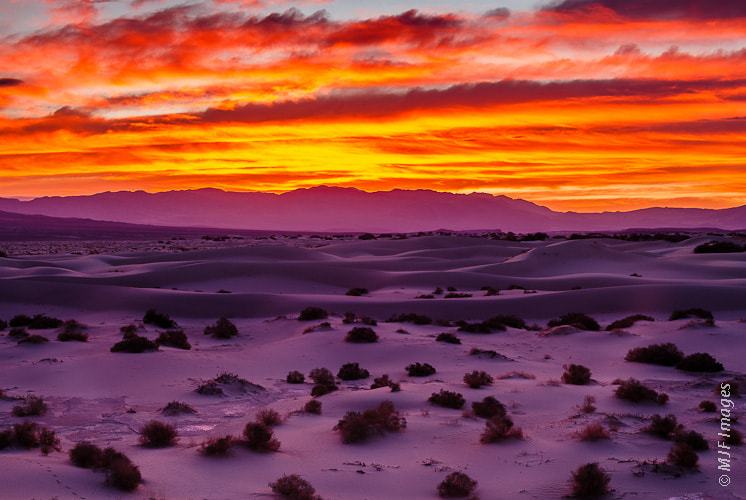 Photograph Death Valley Sunrise by Michael Flaherty on 500px