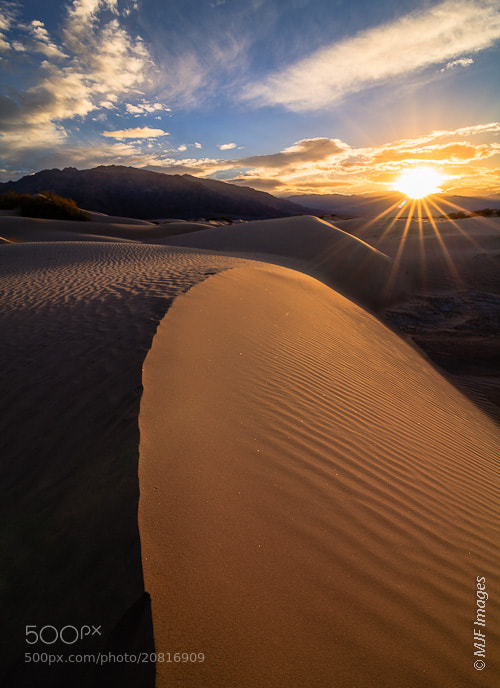 Photograph Tucki Dune Sunset by Michael Flaherty on 500px