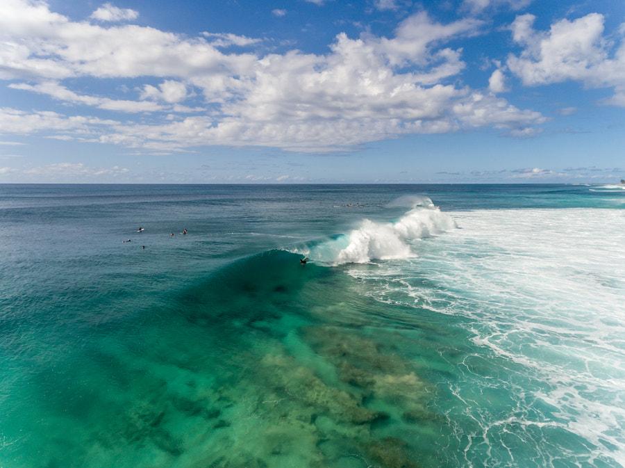Aerial surf by Kelly Headrick on 500px.com