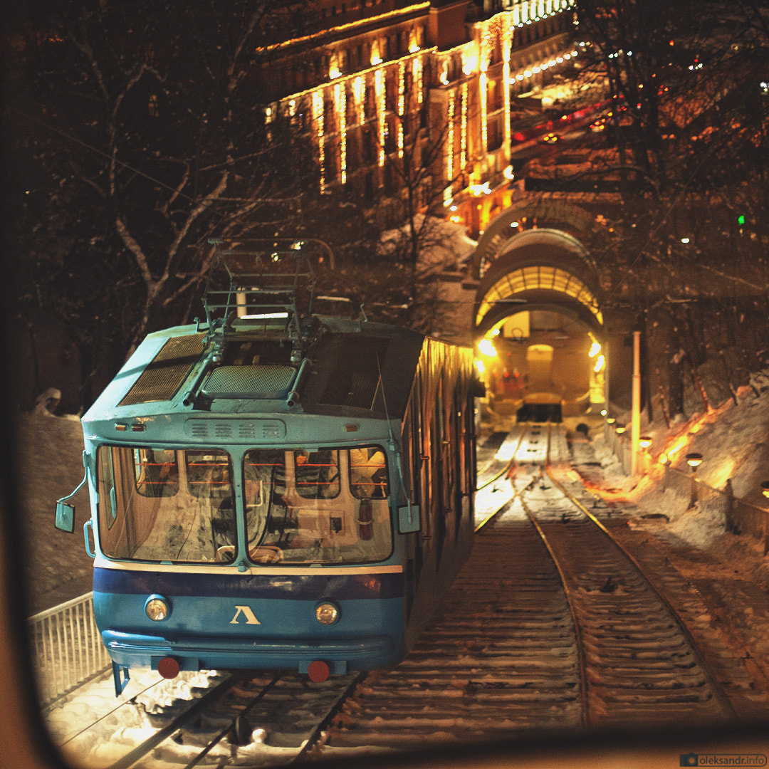 Photograph funicular. by Oleksandr Gontar on 500px
