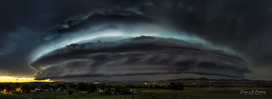 Alien Mother Ship by Derek Burdeny on 500px.com