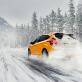 Ford Focus ST by Thomas Larsen (larsenthomas)) on 500px.com