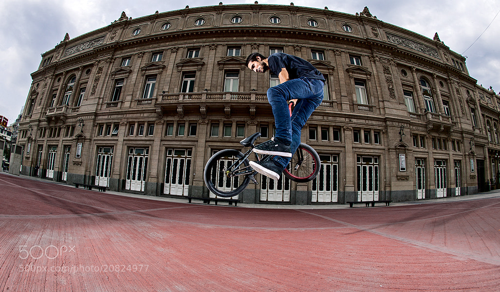 Photograph Pepe Bistoletti - Tailwhip by Andres Harambour on 500px