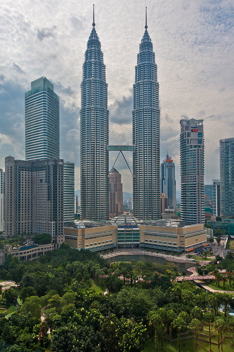 Photograph Petronas Twin Towers by Xavier Duquesne on 500px
