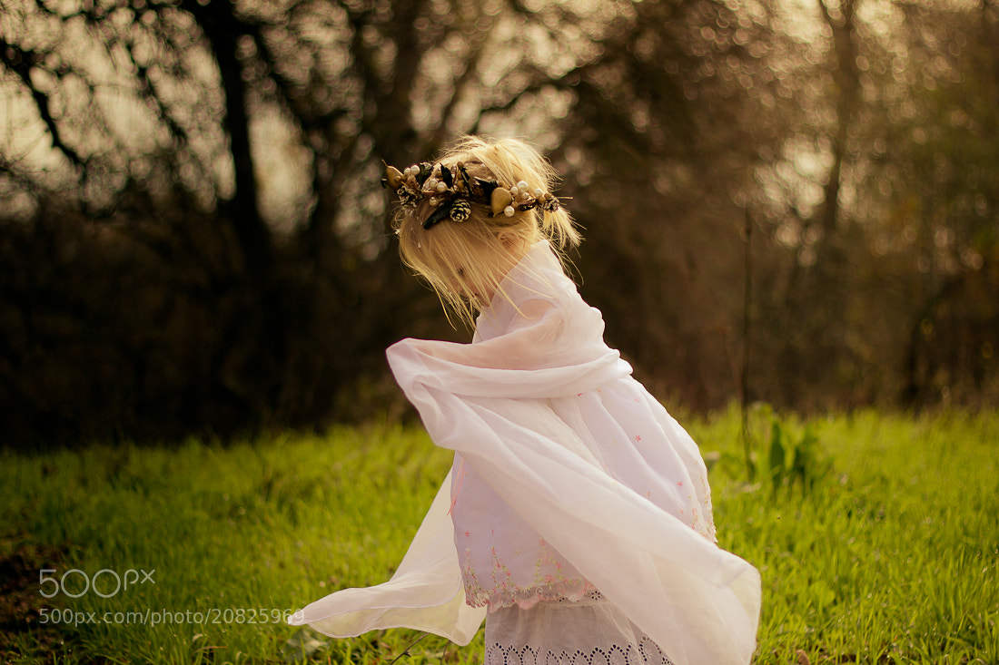 Photograph Little Princess of the Forrest by Christina Witham on 500px