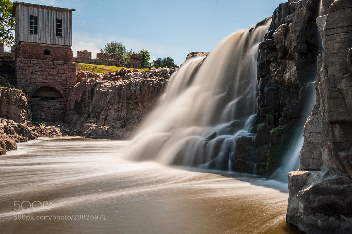 Photograph Sioux Falls Two by Craig Ryan on 500px
