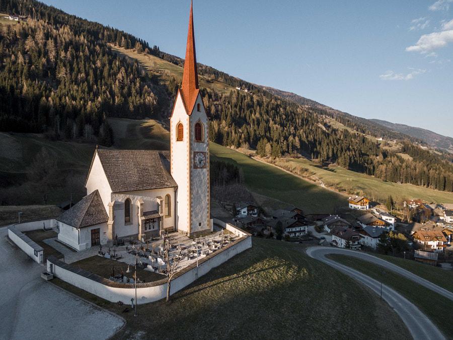 Vierschach Kirche ©arminhuber HQ