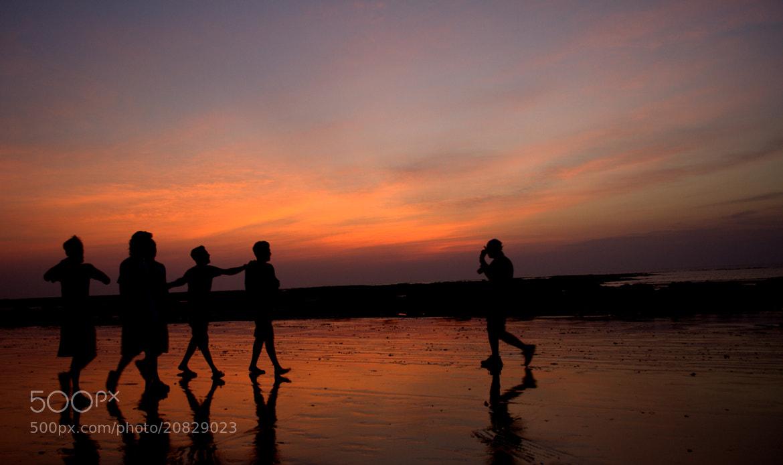 Photograph Sunset by Raju Rhee on 500px