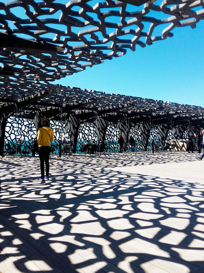 Les dentelles du Mucem by KLB  on 500px.com