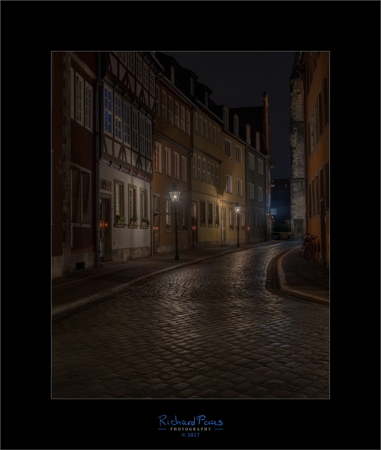 Last night in Hannover (Old Town) by Richard Paas on 500px.com