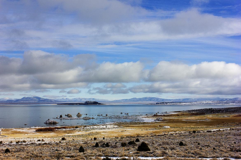 Photograph Mono Lake by Jacob Penderworth on 500px